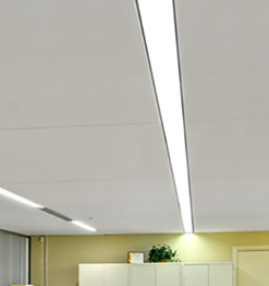 GAMMALUX LIGHTING - Recessed Linear Image