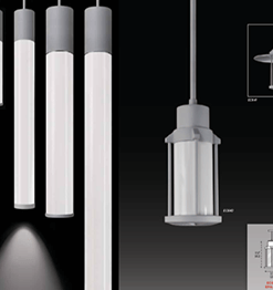 LUMINIS LIGHTING - Outdoor Pendant Image
