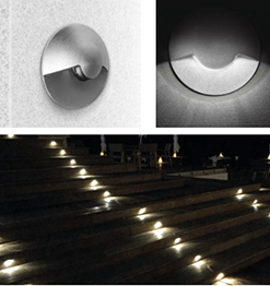 ARCLUCE LIGHTING - Outdoor Step Light Image