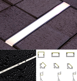 BEULUX LIGHTING - Outdoor Tape Light Image