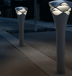 BOVER LIGHTING - Outdoor Bollard Image