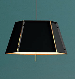 BOVER LIGHTING - Industrial Chic Pendant Image