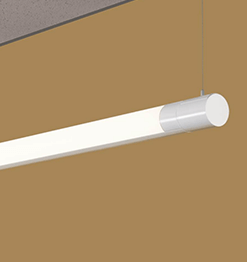 GAMMALUX LIGHTING - Linear Suspended Image