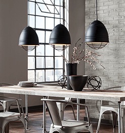LBL LIGHTING - Industrial Chic Pendant Image