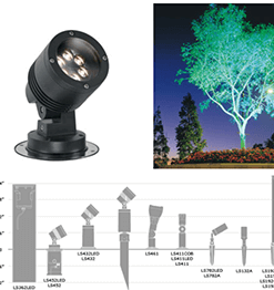 LUMASCAPE LIGHTING - Outdoor Accent Image