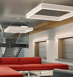 LUMENWERX LIGHTING - Linear Shapes Image