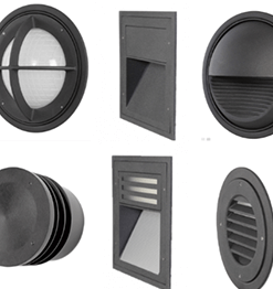 LUMINIS LIGHTING - Outdoor Step Light Image