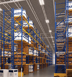 METALUX COMMERCIAL - Warehouse Image