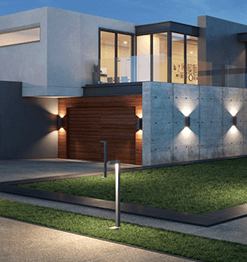 ELEMENT BY TECH LIGHTING - Exterior Sconce Image
