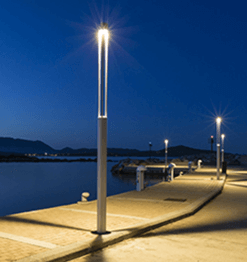 ZANEEN LIGHTING - Outdoor Light Column Image