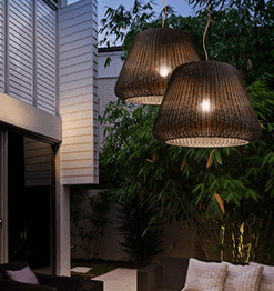 ZANEEN LIGHTING - Outdoor Pendant Image