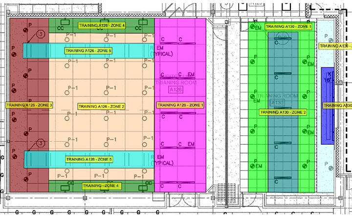 Zoning Diagram